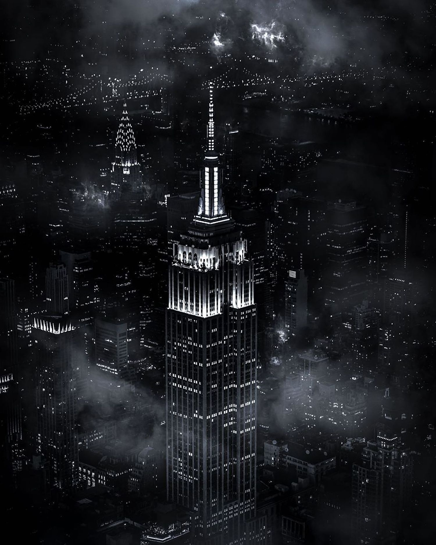 Empire State Building, Midtown, Manhattan