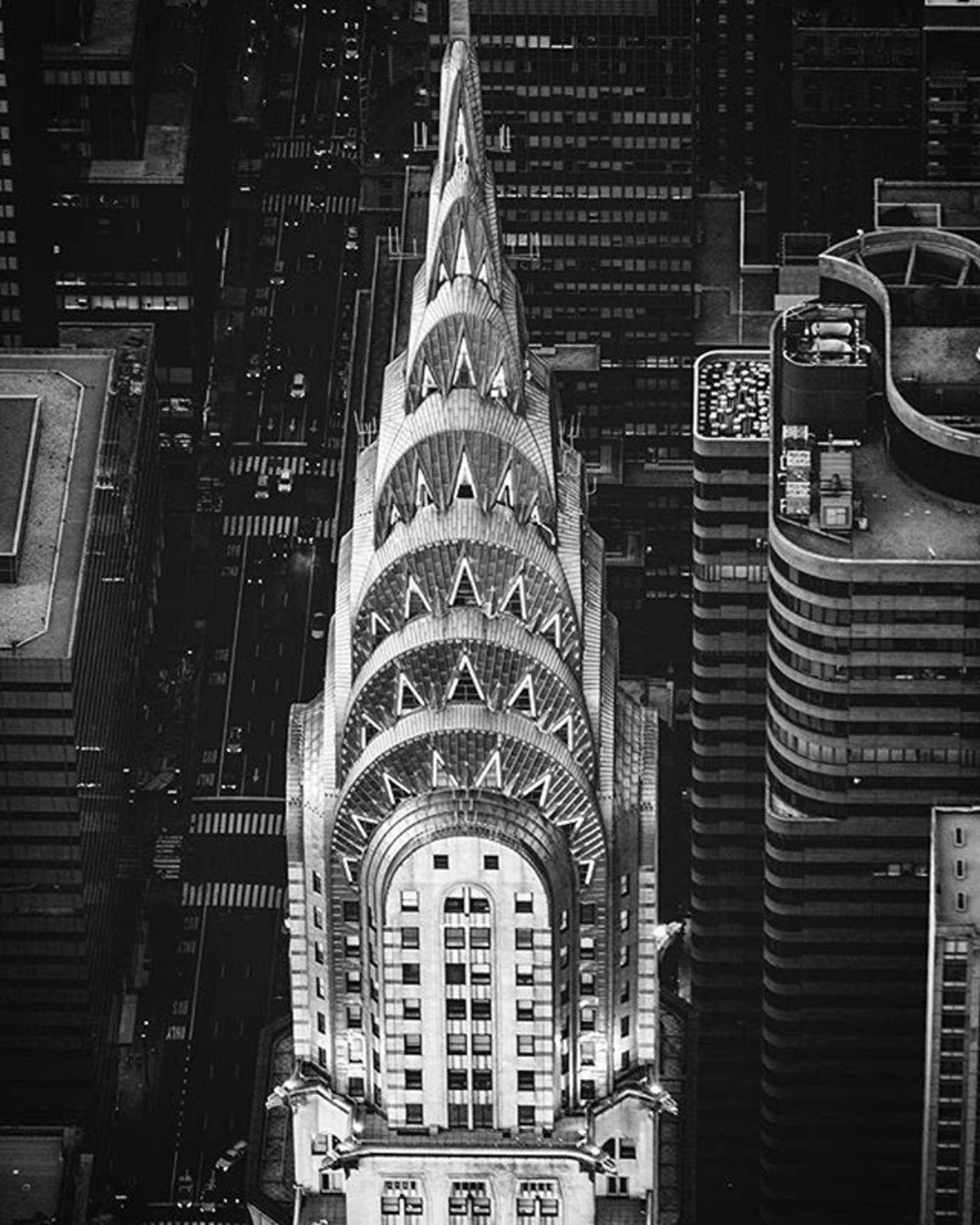 Photo via @beholdingeye  Chrysler Building  #viewingnyc