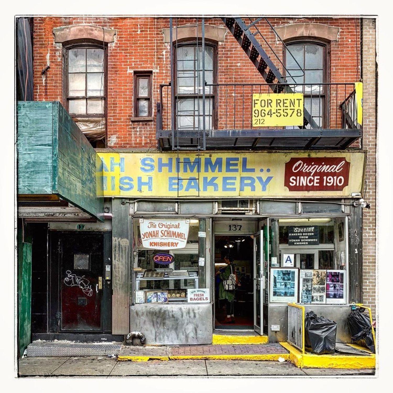 E Houston Street, New York, NY