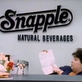 1993 - Snapple - Best Thing Out of New York (with Ed Koch) Commercial