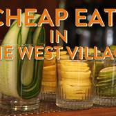 Eating on a Budget in NYC's West Village