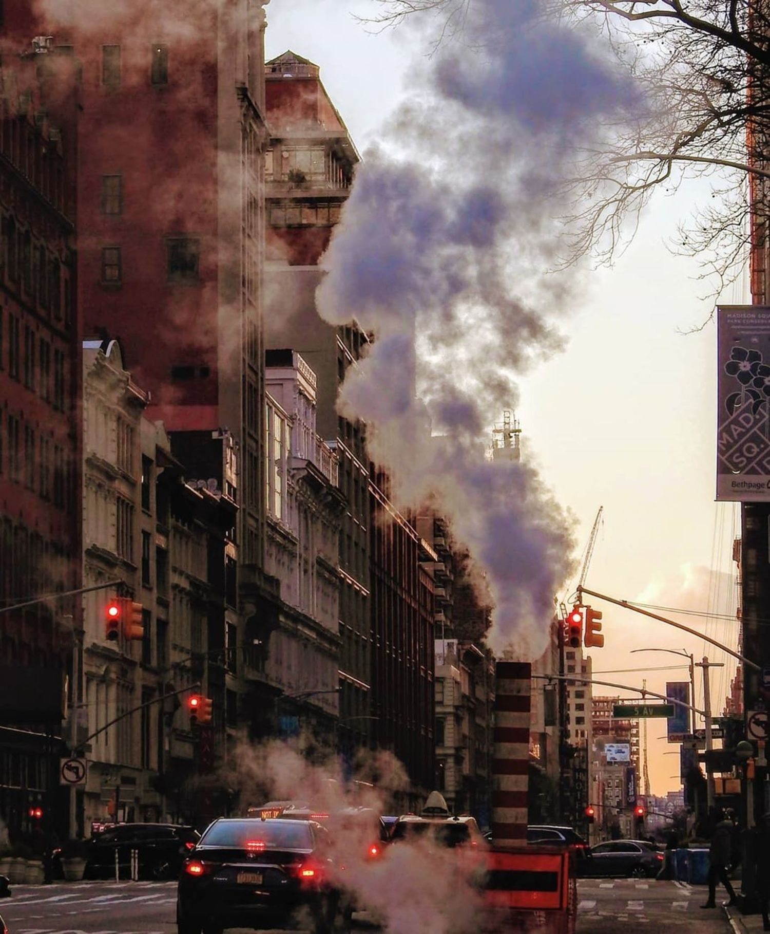 5th Avenue and 23rd Street, Flatiron District, Manhattan