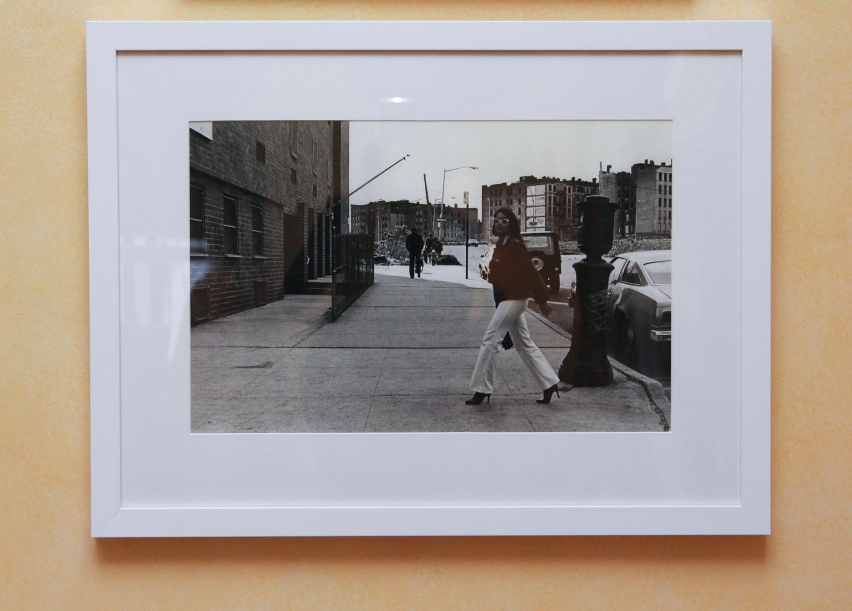 Going To Work, 1980. Perla de Leon