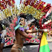 NYC Street Closures Map:West Indian Day Parade and Carnival 2015