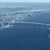 Liberty Pedestrian Bridge Concept