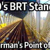 ⁴ᴷ Motorman's Point of View - 1910s BRT Standards from the 96 St to 25 St