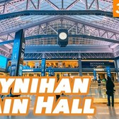 Virtual Tour of NYC's Moynihan Train Hall at Penn Station (360/VR)