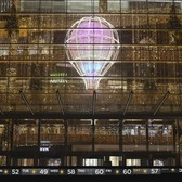 Hudson Yards Unveils Holiday Lights Display