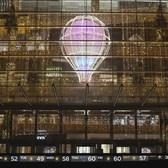 Hudson Yards Unveils Holiday Lights Display