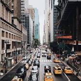 42nd Street, Midtown, Manhattan. Photo via @melliekr #viewingnyc #newyorkcity #newyork #nyc #42ndstreet