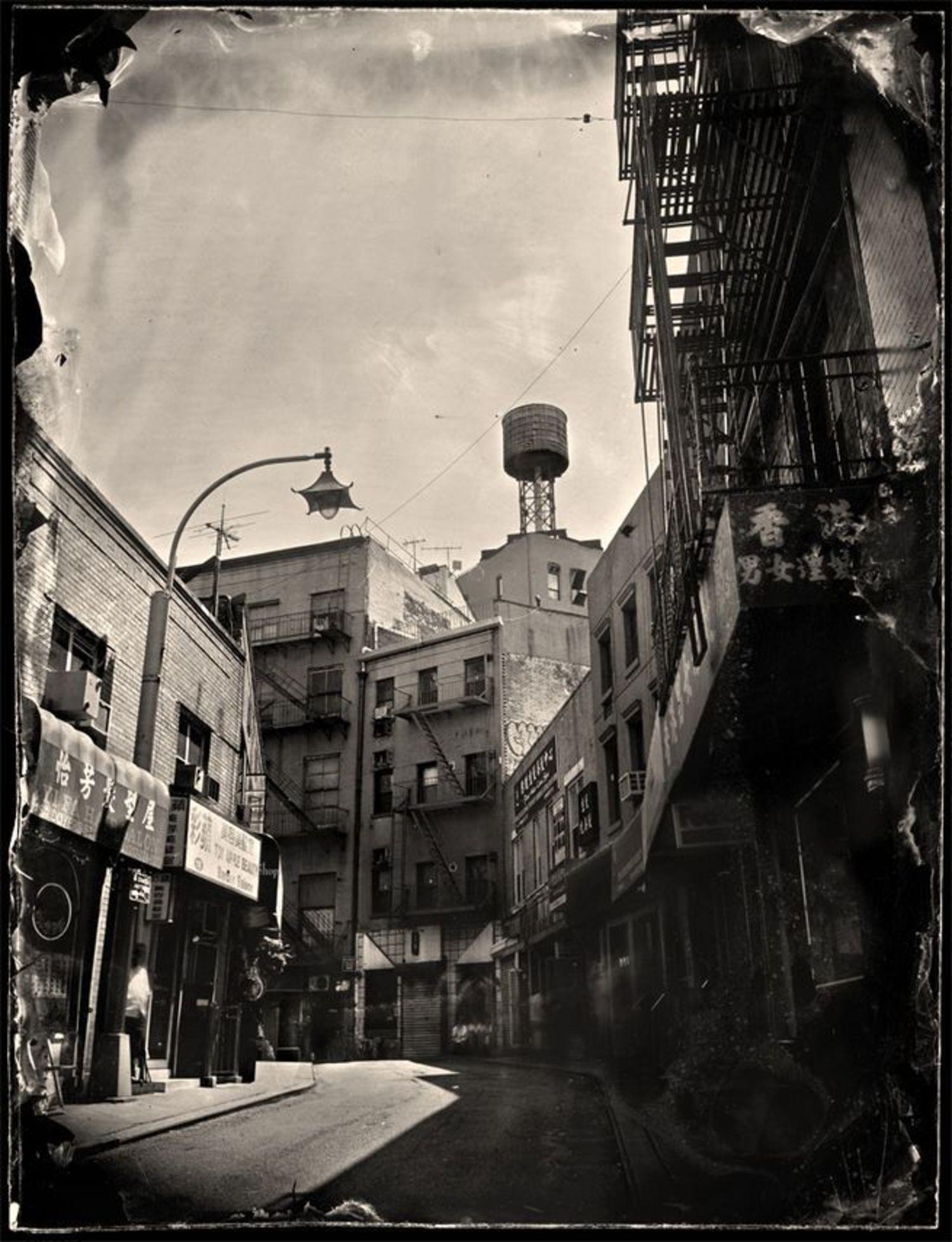 Bloody Angle, Chinatown, NYC, 2014