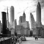 Pier 11, Manhattan, New York, 1938