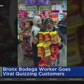 Bodega Worker Quizzes Customers