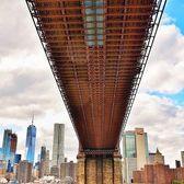 Brooklyn Bridge, New York. Photo via @gigi.nyc #viewingnyc #newyorkcity #newyork