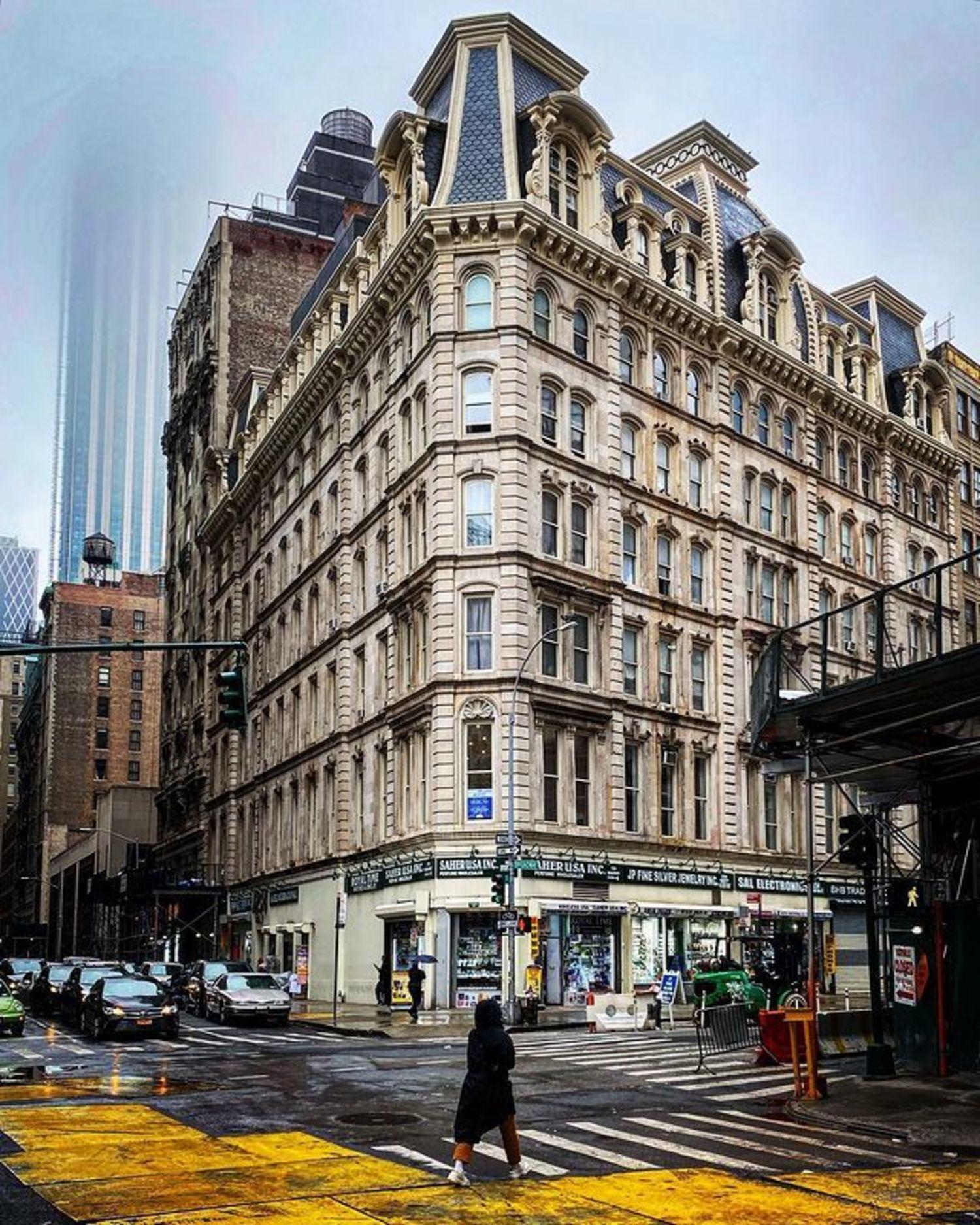 31st Street and Broadway, Manhattan