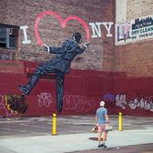 """I Love New York"", Nick Walker, 17th Street and 6th Ave, Manhattan"