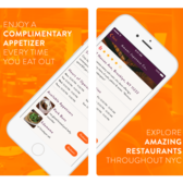 App-App, Enjoy a Complimentary Appetizer Every Time You Eat Out