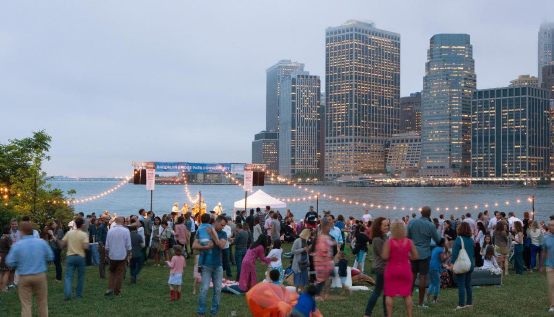 Brooklyn Bridge Park Sunset Fiesta