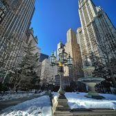 City Hall Park, Civic Center, Manhattan