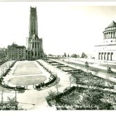 Riverside Church And Grant's Tomb, Harlem, NY 1910