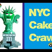 NYC Cakes Cupcakes and Sweet Adventures | New York City Cake Crawl