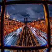 Manhattan Bridge, New York, New York. Photo via @brooklynveezy #viewingnyc #newyorkcity #newyork #nyc
