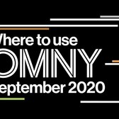 OMNY Update: September 2020