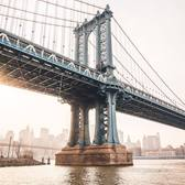 Manhattan Bridge, Brooklyn