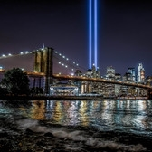 9/11 Tribute in Light, 2017