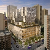 NYU Unveils New Building