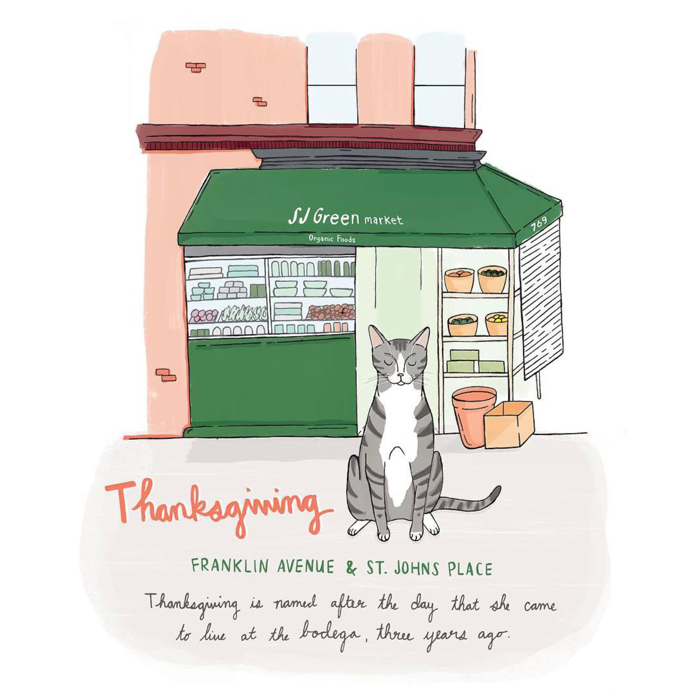 Thanksgiving // Crown Heights, Brooklyn