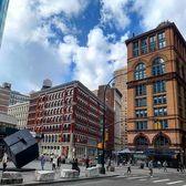 Astor Place, Manhattan