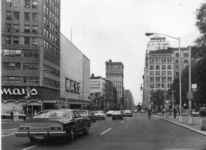 Union Square, 1974