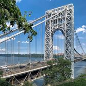 George Washington Bridge, Washington Heights, Manhattan