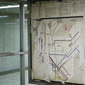 1972 Massimo Vignelli Subway Map