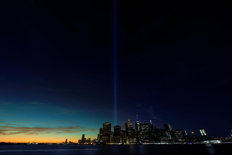 New York City, September 11th, 2016