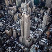 Empire State Building, New York City. Photo via @flynyon #viewingnyc #newyork #newyorkcity #nyc