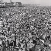 Coney Island Beach, July 22, 1940