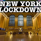 NEW YORK CORONAVIRUS LOCKDOWN: GRAND CENTRAL TERMINAL, NYC