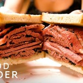 The Best Pastrami Sandwich In NYC | Best Of The Best