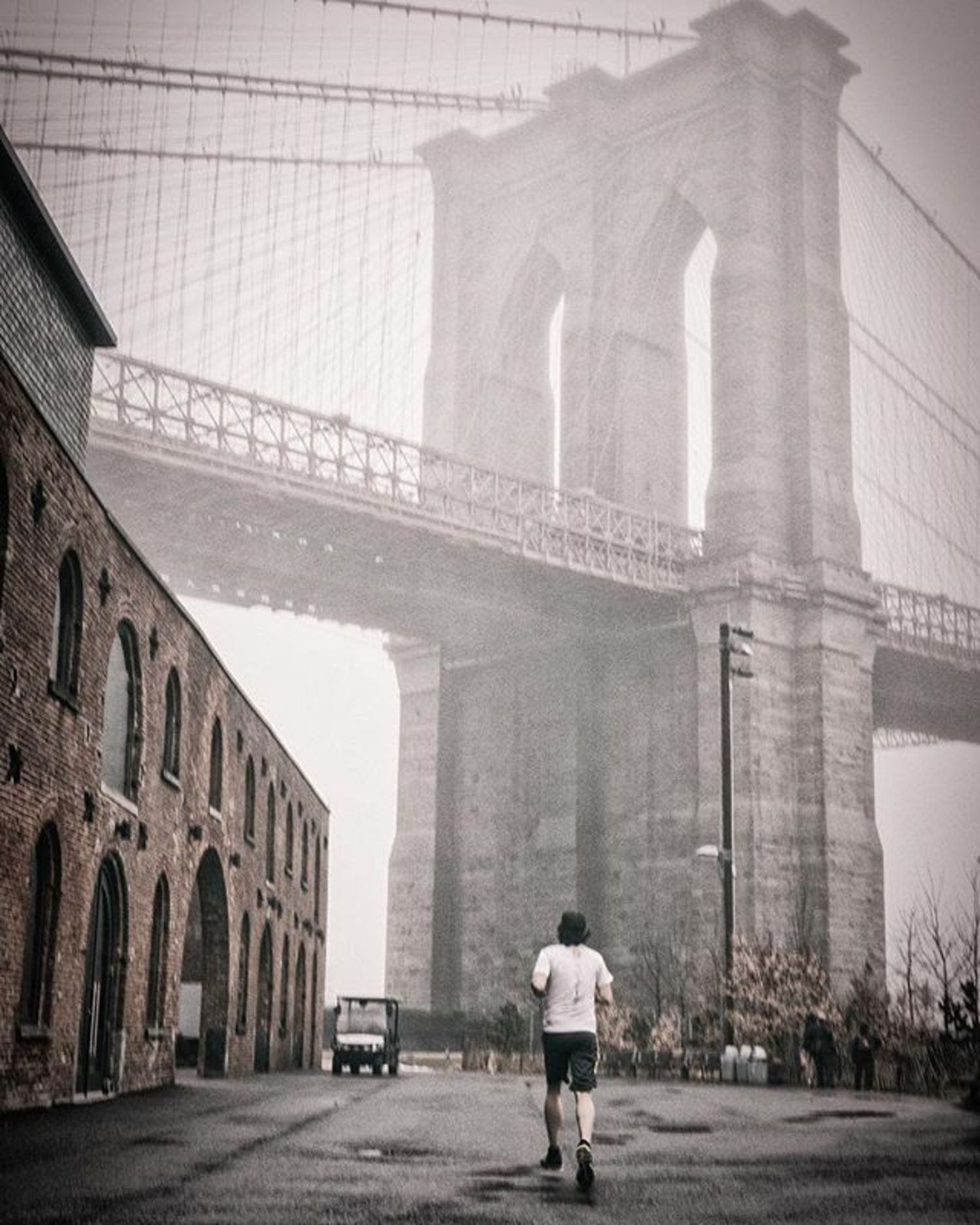 Brooklyn Bridge Park, Brooklyn. Photo via @bklyn_block #viewingnyc #newyork #newyorkcity #nyc