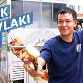 New York's Best Meat Skewers Come From The Souvlaki Lady Street Cart in Queens – Dining on a Dime