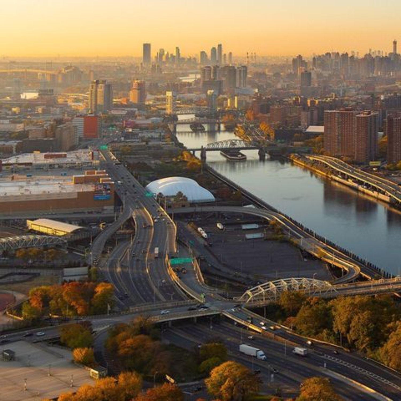 Harlem River, New York