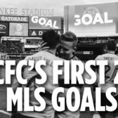NYCFC's First 200 MLS Goals