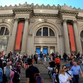 ⁴ᴷ Walking 5th Avenue during Museum Mile Festival 2018 from the Met Museum to El Museo Del Barrio
