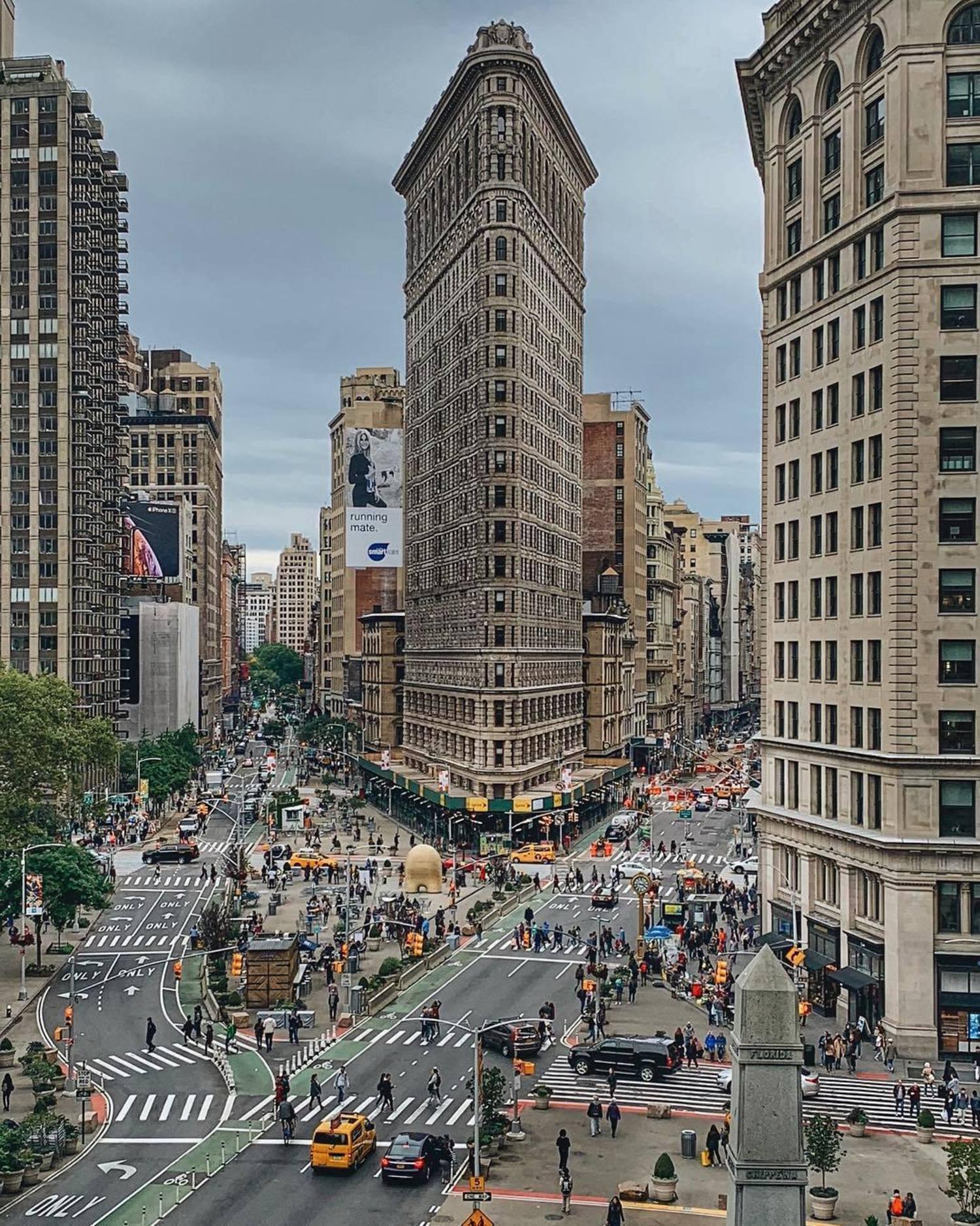 Flatiron Building, New York