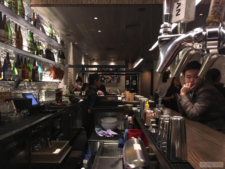 Interior | Momosan Ramen & Sake