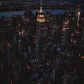 New York, New York. Photo via @nova.york #viewingnyc #nyc #newyork #newyorkcity