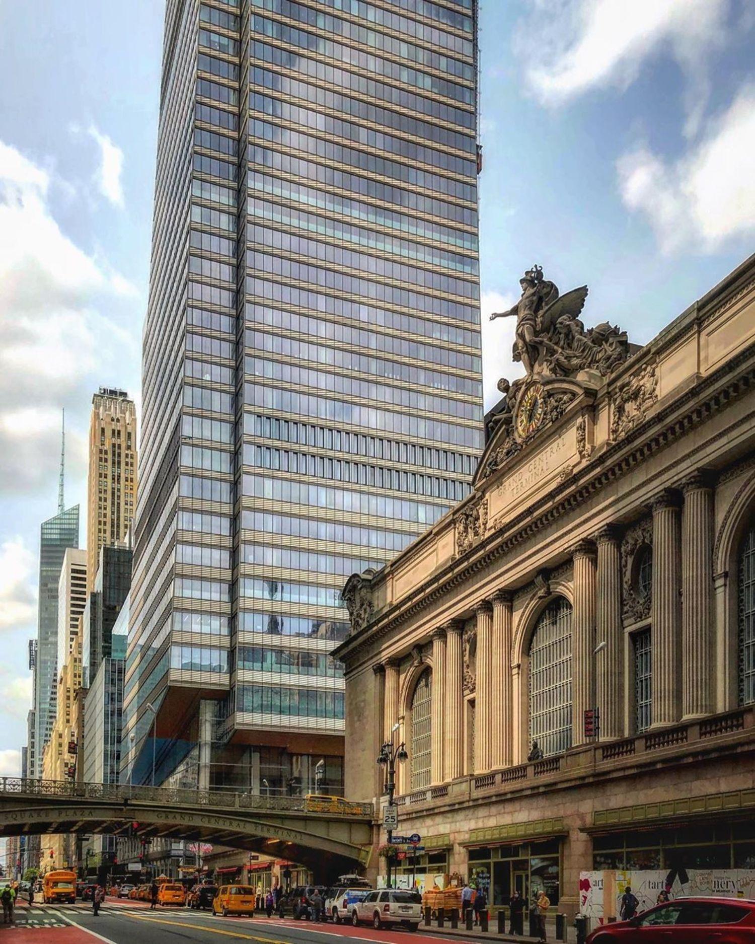 Grand Central Terminal, 42nd Street, Manhattan