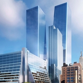SOM Unveils New Renderings of New York City's $4.5 Billion Manhattan West